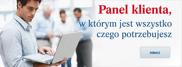 Panel klienta GFIN