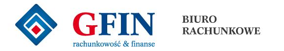 Biuro rachunkowe GFIN Rachunkowość & Finanse